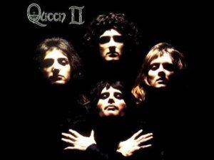 I Queen nella copertina di un album