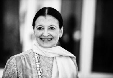 Carla Fracci, un mito vivente