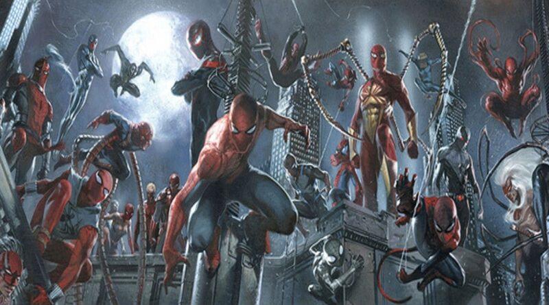 Spider-man e i suoi molti universi paralleli