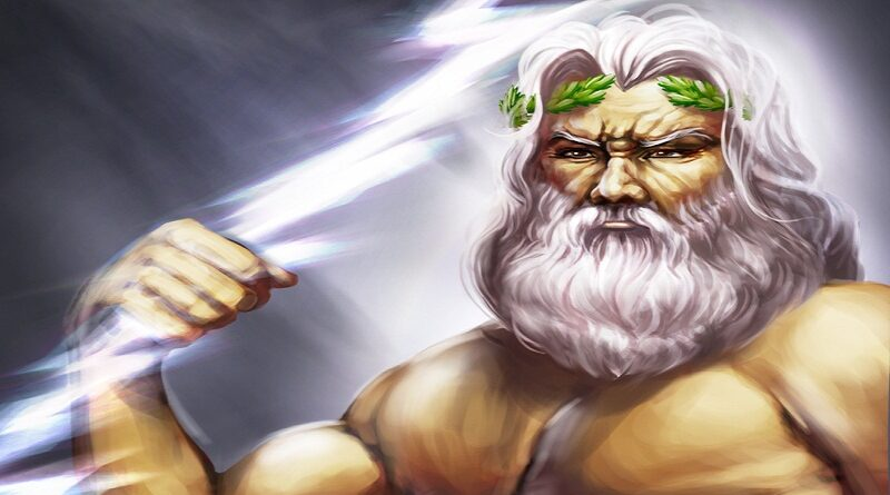 Gli antichi miti greci