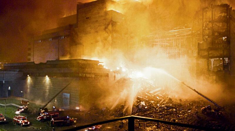 Chernobyl: 35 anni dal disastro