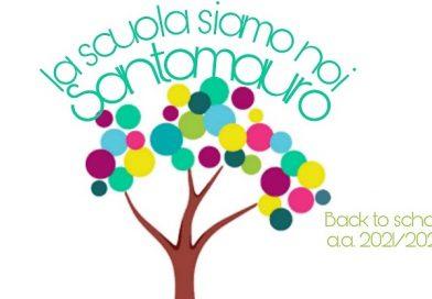 Back To School a.s.2021-22 alla Santomauro